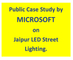 MICROSOFT features SAMUDRA LED