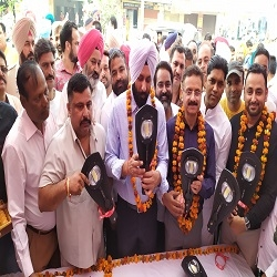 Amritsar Goes Green With Samudra LED Street Lights